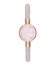 Michael Kors Wearables - MKA101004 Reade Rose Gold Silicone Tracker