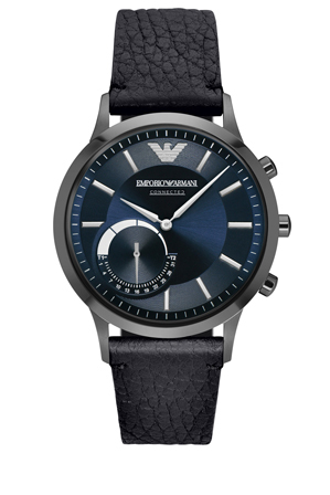 Emporio Armani Wearables - ART3004 Renato Connected Hybrid Smartwatch