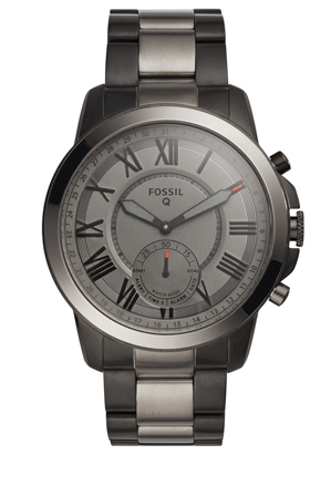 fossil wearables ftw1139 q grant myer