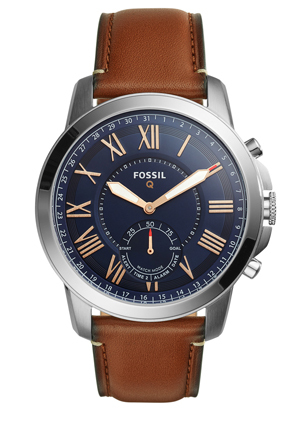 Fossil Wearables - FTW1122 Q Grant Watch