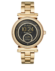 MKT5021 Sofie Gold Smartwatch