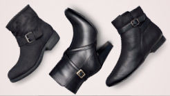 STYLISH BOOTS FOR COOLER MONTHS